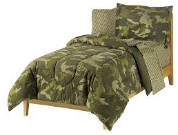 girls camouflage bedding amazon com dream factory geo camo army boys comforter set green