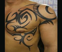 male shoulder blade tattoo swofthew blogspot comfor men shoulder