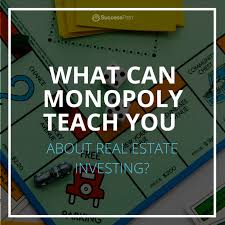 what can playing monopoly teach you about real estate investing