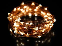 how to make fairy lights diy copper fairy lights with battery pack