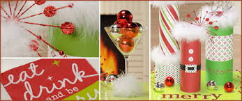 nine diy christmas party themes to try pepper design blog