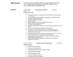 leadership skills resume examples communication skills resume