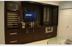 Grey Bar Cabinet Bar Interior Brown Wooden Bar Cabinet With Grey Wine Rack On