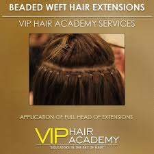 weft hair extensions beaded micro weft hair extensions services