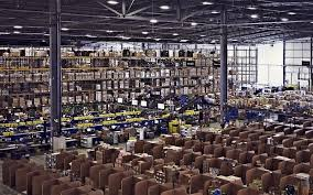 amazon warehouse deals black friday behind the scenes at amazon u0027s christmas warehouse telegraph
