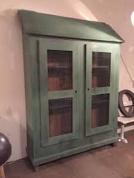 Entryway Armoire by Vintage French Painted Wooden Armoire For Sale At Pamono