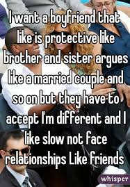 Over Protective Boyfriend Meme Foto - i want a boyfriend that like is protective like brother and sister