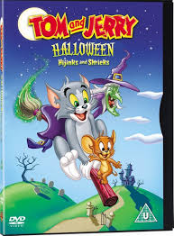 Halloween Dvd Tom And Jerry Halloween Dvd Zavvi Com
