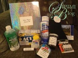 senior citizen gifts saw it pinned it made it senior citizens survival kit crafty