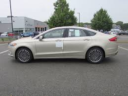 ford fusion 2017 ford fusion titanium awd at watertown ford serving boston