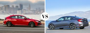 difference between honda civic lx and ex honda civic hatchback vs 2017 honda civic sedan