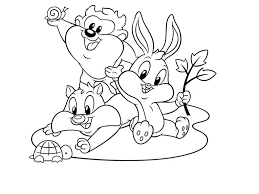 bugs bunny easter coloring pages baby lola sheets printable