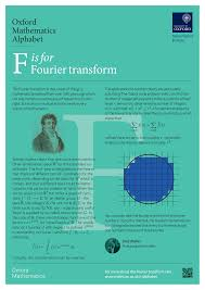 Famous Phd Thesis F Is For Fourier Transform Mathematical Institute