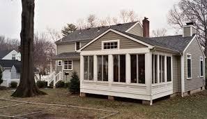 3 season porches 3 season porch family room and new kitchen traditional