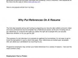 What Does A Resume Contain 100 References On A Resume I Need To Do A Resume For Free
