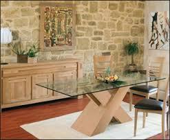 table et chaises salle manger best table de salle a manger moderne bois contemporary amazing