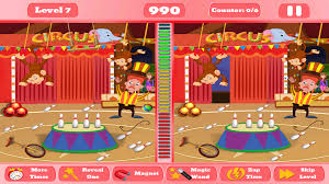 Kids Spot The Difference Fun Android Apps On Google Play