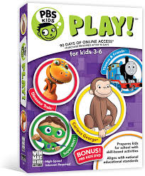 amazon com pbs kids play 2nd edition video games