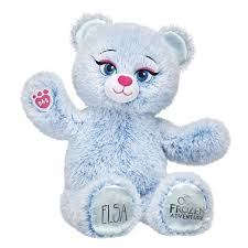 disney frozen elsa inspired bear