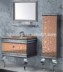 Stainless Steel Bathroom Vanity Cabinet by Stainless Steel Bathroom Vanity Cabinet Stainless Bathroom Cabinet