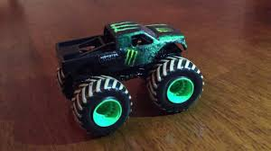 monster energy monster jam custom