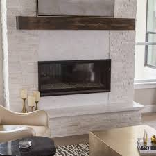 Tiled Fireplace Wall by Products Arizona Tile