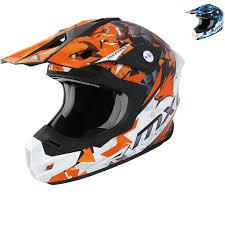 mx force mhm39 raz v motocross helmet helmets ghostbikes com