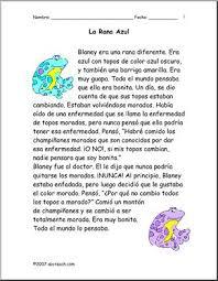 spanish comprehension worksheets worksheets