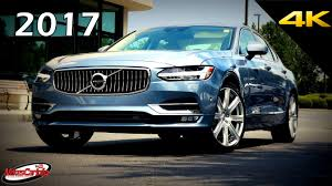 2017 volvo s90 t6 inscription ultimate in depth look in 4k youtube