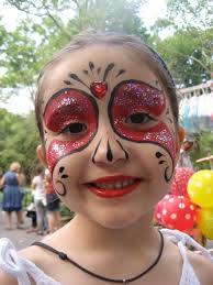 face painting birthday party s