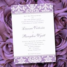 lavender wedding invitations superb lavender wedding invitation blank template 6 picture
