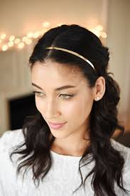 thin headbands 15 foolproof ways any girl can pull hair accessories