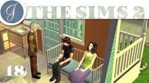 let u0027s play the sims 2 all in one gameplay monty visits other