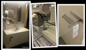 ikea bathroom decor cool 13 ikea bathroom accessories capitangeneral