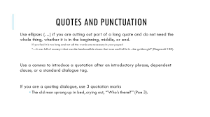 quote within a quote mla quotes and punctuation impressive dwt5 punctuation