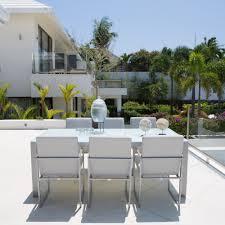 Rectangular Table MALDIVES  Maldives Collection By SKYLINE Design - Skyline outdoor furniture
