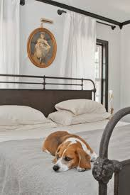 Iron Canopy Bed Restoration Hardware 29th C French Iron Canopy Bed Copycatchic