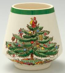 spode tree china decor