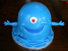 monsters aliens cake cooking u0026 food art