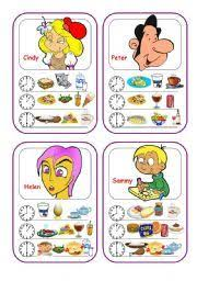 english teaching worksheets food likes and dislikes food