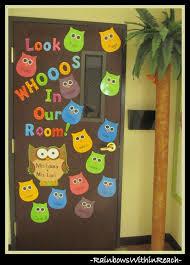 Ideas For Decorating Kindergarten Classroom Best 25 Preschool Door Decorations Ideas On Pinterest Preschool