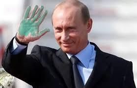 Vladimir Putin Memes - create meme vladimir putin waving his hand in green vladimir