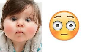 imagenes bellas de bebes 10 bebés que parecen emojis ღ amas de casa siempre bellas ღ