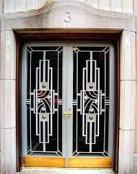 Exterior Doors Nyc Deco Front Door David Cobb Craig Deco Doors In Nyc Great