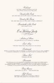 free printable wedding programs online in remembrance wedding program wedding program thank you wording