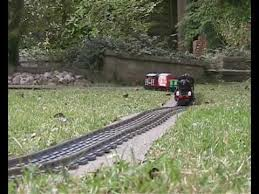 lego trains in the garden 1 youtube