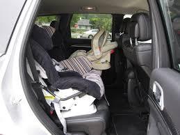 jeep grand 3 car seat report 2012 jeep grand term road test