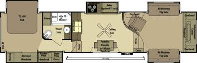 5th wheel front living room front living room fifth wheel toy hauler home design game hay us