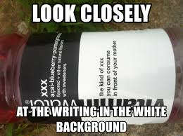 Meme Generator White Background - look closely at the writing in the white background look closely