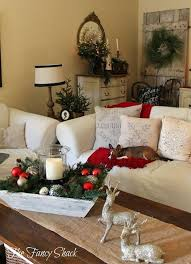 christmas decor for center table 65 christmas home decor ideas center table greenery and christmas